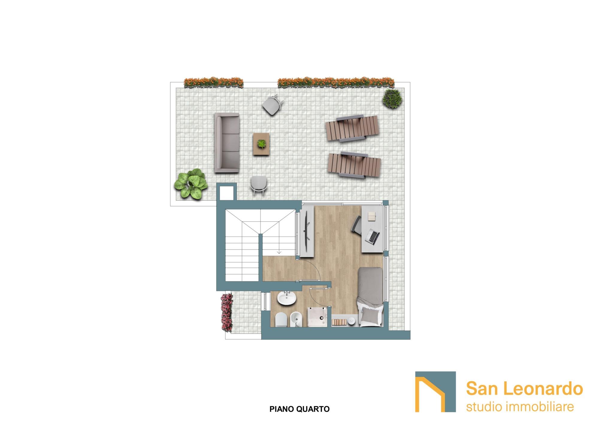 plani d studio san leonardo attico piano quarto jpg